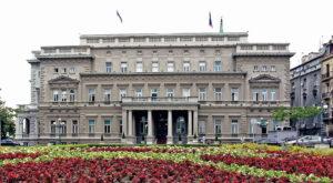 Виртуелна шетња Старим двором у Београду